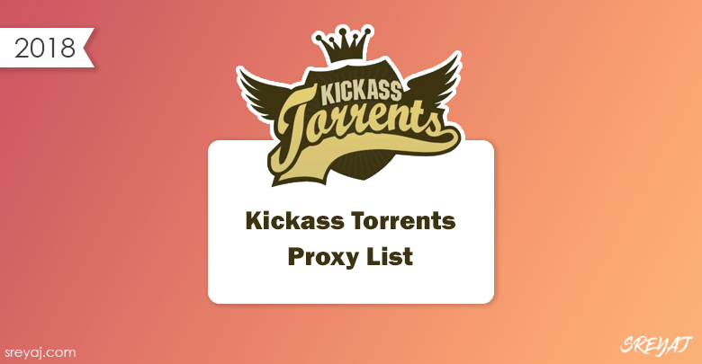 kickass unblocked proxy list