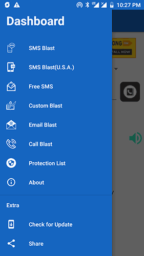 BOMBitUP SMS Bomber App for Android