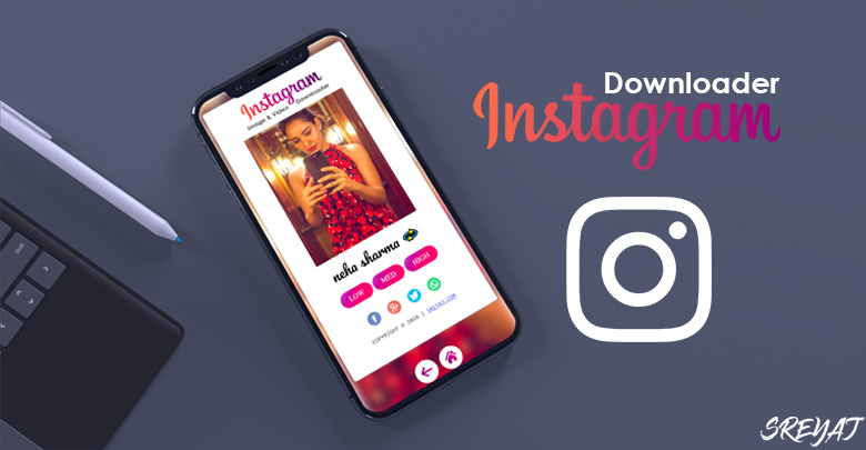 Instagram Downloader - Download Photos and Videos from Insta