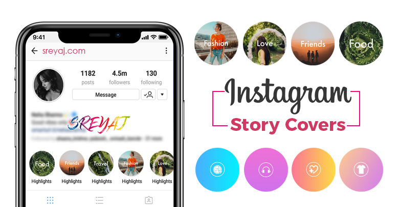Download instagram story covers to make your instagram account stand instagram story covers download ccuart Gallery