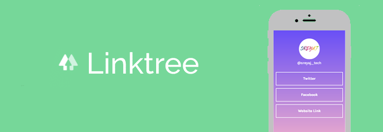 Linktree - Multiple Links in Instagram Bio