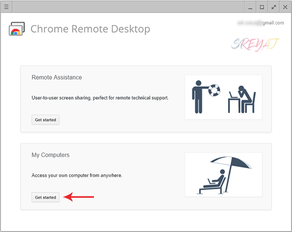 Remotely Access Computer with Chrome Remote Desktop App