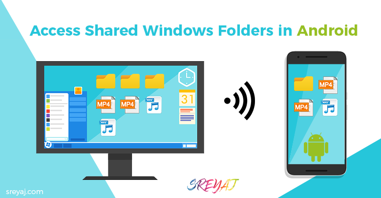 How to Access Shared Folders in Windows on Android over WiFi[Samba