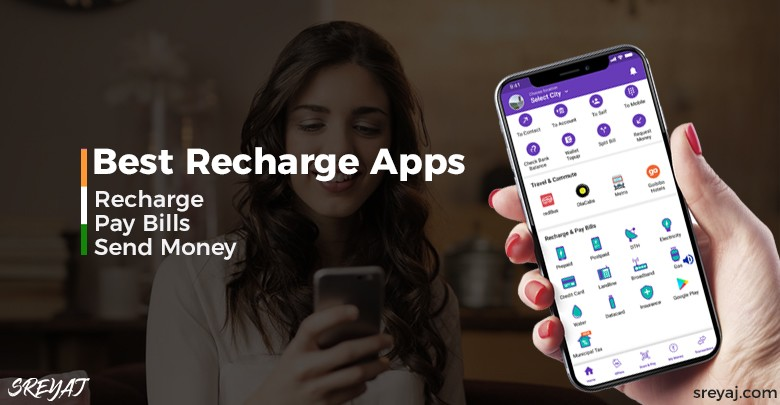 Best Recharge Apps in India