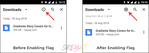 How to Change Download Location in Chrome Android