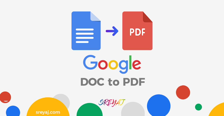 Google Doc to PDF