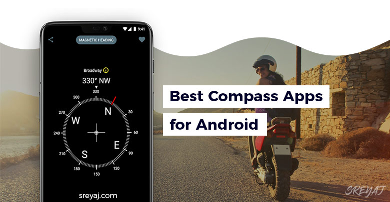Best Compass Apps for Android [2018] - Must Have For A