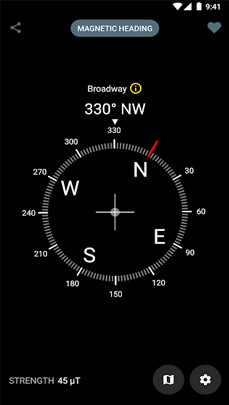 Digital Compass - Best Compass Apps for Android